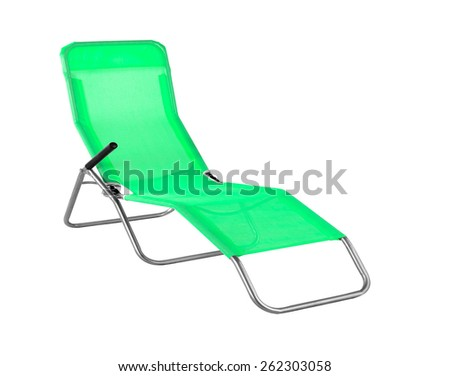 Pool Chair Isolated Stock Photos RoyaltyFree ImagesVectors