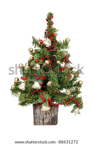 decorated mini christmas tree - Mini Christmas Trees