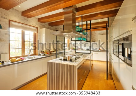 decoration and appliance in kitchen