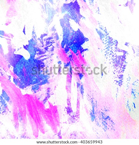 decorative abstract painting for interior, illustration,pattern,wallpaper