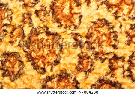 Decorative background - leopard skin - stock photo