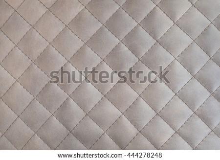 Decorative background of genuine leather - stock photo
