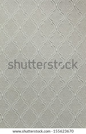 Decorative background of old wallpaper  - stock photo