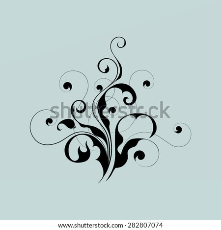 decorative branches