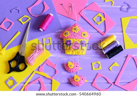 House Sewing Stock Images Royalty Free Images Vectors