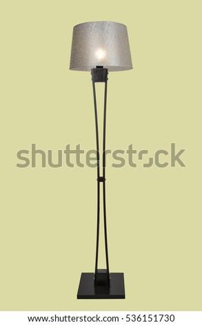 Decorative floor lamp standing lighting stock photo 535409788 decorative floor lamp standing lighting aloadofball Images