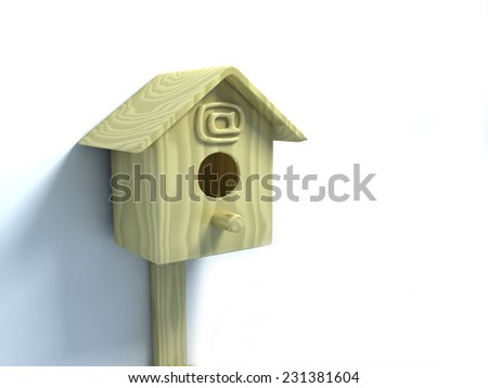 Decorative house