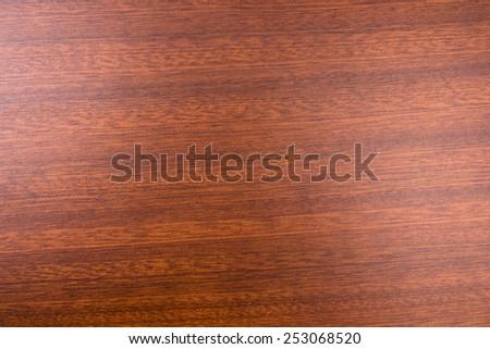 Decorative mahogany wood background - stock photo