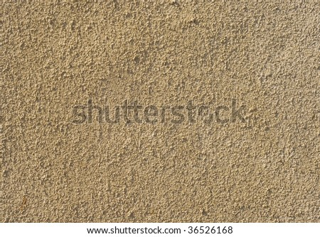 decorative plaster by cement excellent as background