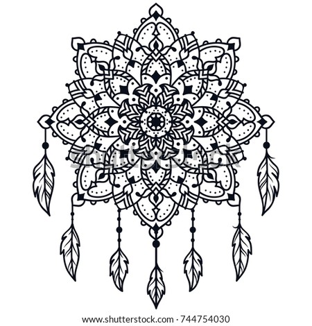 Mandalas For Coloring Book Anti Stress Therapy Patterns Yoga