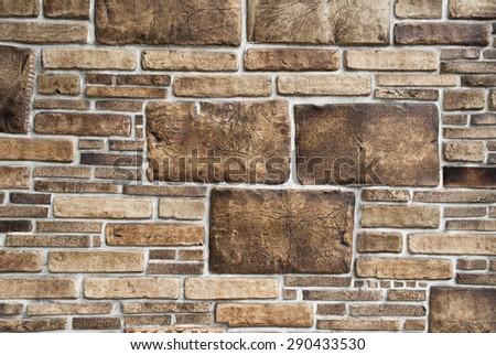 decorative stones wall - Decorative Stones