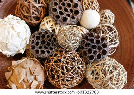 Decorative Rattan Balls Alluring Willow Twig Ball Stock Images Royaltyfree Images & Vectors Inspiration