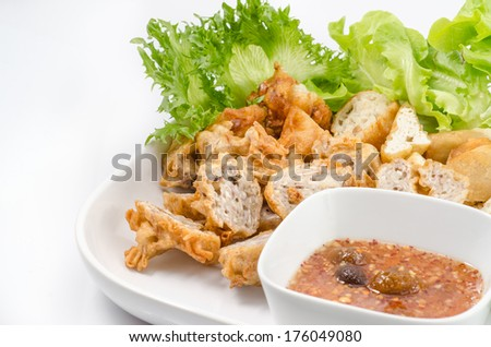 Sweet and sour sauce Stock Photos, Images, & Pictures | Shutterstock