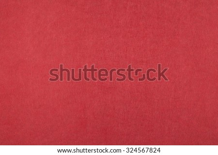 Deep red felt texture background with space for text or image
