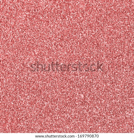 Deep Red Glitter Background - stock photo