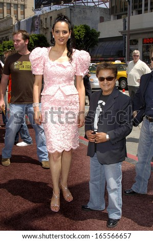 Deep Roy at CHARLIE AND THE CHOCOLATE FACTORY Premiere, Grauman's Chinese Theatre, Los Angeles, CA, July 10, 2005