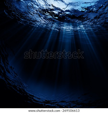 Deep water abstract natural backgrounds 269506613 deep water abstract natural backgrounds voltagebd Images