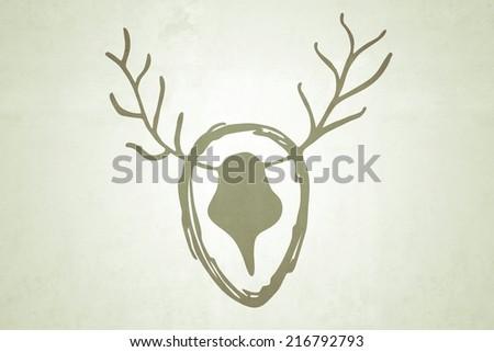 Deer Antler, German Landhaus Style
