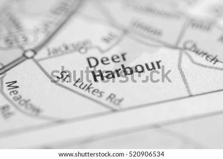 Deer Harbour. Maryland. USA
