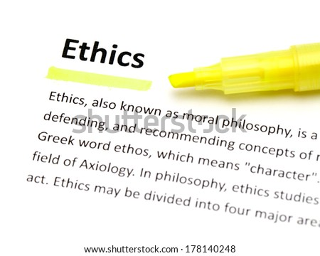 exzooberance definition of ethics