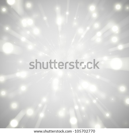defocused abstract background of light - stock photo