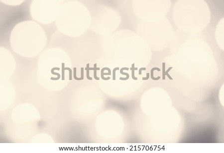 Defocused Abstract festive background with bokeh defocused lights and shadow. Christmas, holiday, party background.