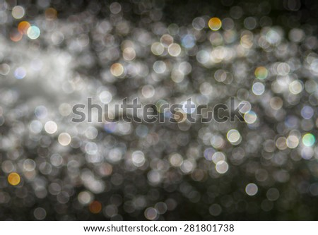 defocused abstract grey background - stock photo