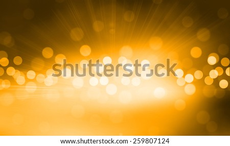 Defocused bokeh abstract background. - stock photo