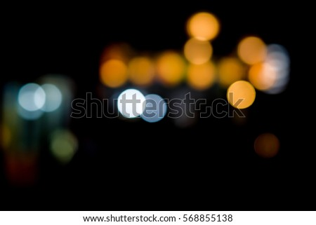 defocused bokeh lights,Colorful star bokeh background