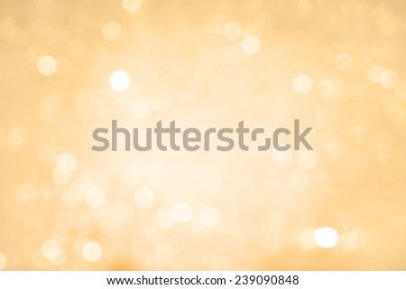 Defocused christmas background, Pastel abstract blur background. - stock photo