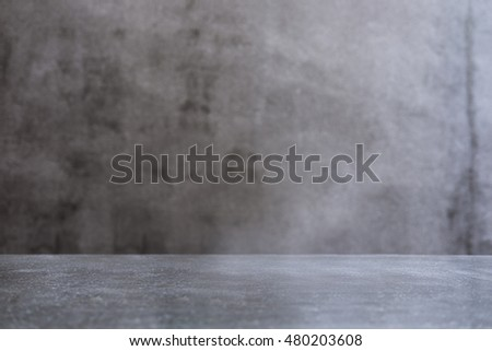 Defocused concrete texture background