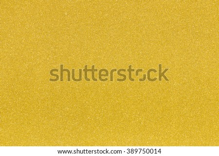 defocused golden glitter abstract background. - stock photo