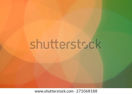 defocused illumination as background, natural photograph - stock photo