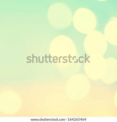 Defocused  Vintage background. Elegant Abstract Festive  background with blur golden lights. Soft bright abstract party background.