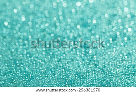 Defocused,Waterdrop on a glass with noise - stock photo