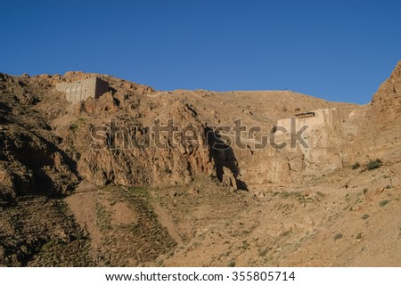 Deir Mar Musa The ancient Syrian monastery of St. Moses the Abyssinian