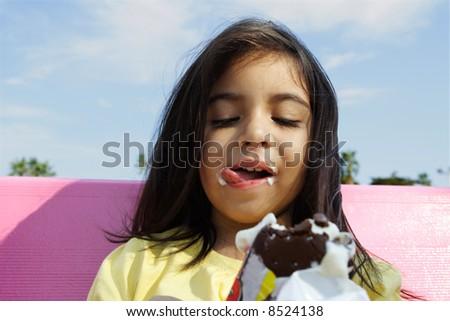 Delicious - stock photo