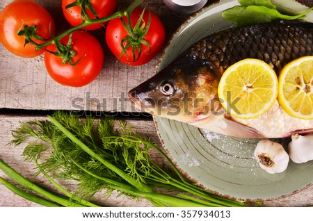 Stock photos royalty free images vectors shutterstock for Aromatic herb for fish