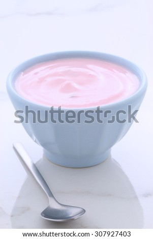 Delicious slow churned Greek strawberry yogurt, with lots of fruit and protein. Perfect for your weight loss program.