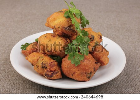 Delicious Tasty & Yummy Indian Pakora