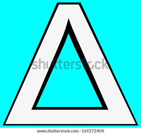 greek letter delta delta symbol stock images royalty free images amp vectors 49204