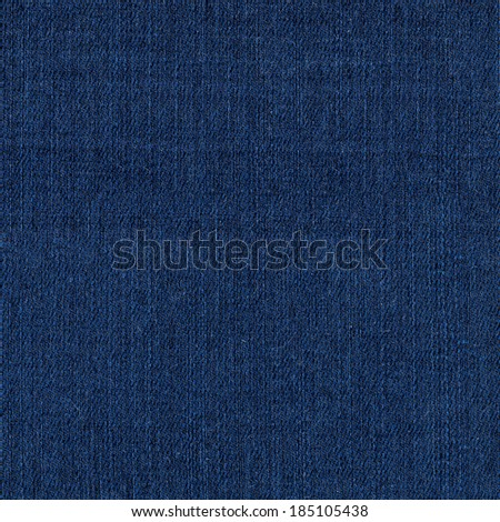 Denim jeans texture - stock photo