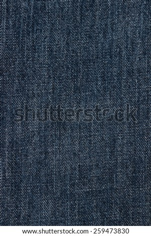 denim texture background - stock photo