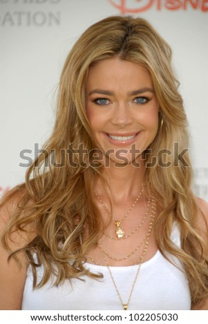 Denise Richards at the 2010 A Time For Heroes Celebrity Picnic, Wadsworth Theater, Los Angeles, CA. 06-13-10