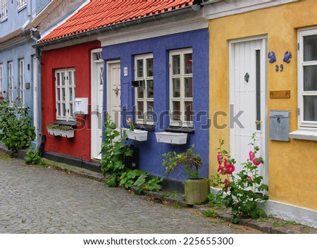 Denmark - stock photo