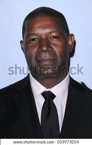 Dennis Haysbert  at the 1st Annual Noble Humanitarian Awards. Beverly Hilton Hotel, Beverly Hills, CA. 10-18-09