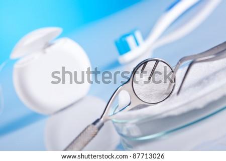 dental care - stock photo