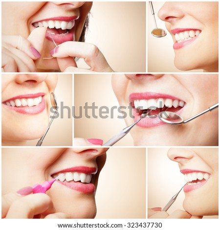 Dental collage
