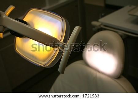 dental exam - stock photo