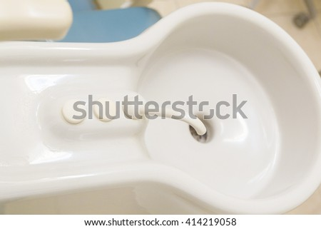 dentist spittoon